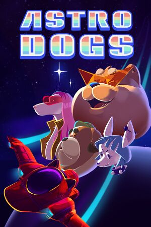 Astrodogs cover