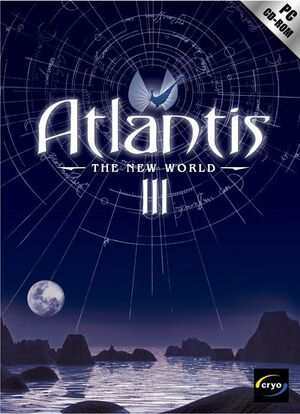 Atlantis III: The New World cover