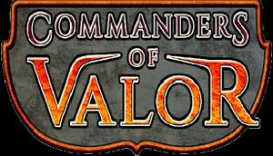 Commanders of Valor cover