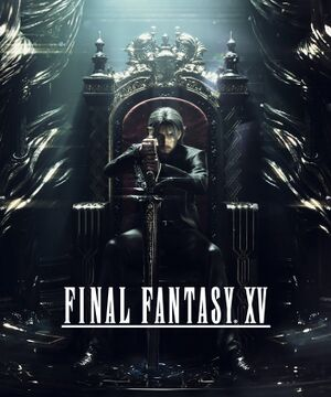 Final Fantasy XV Windows Edition cover