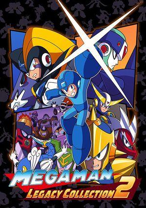 Mega Man Legacy Collection 2 cover