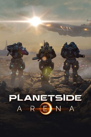 PlanetSide Arena cover