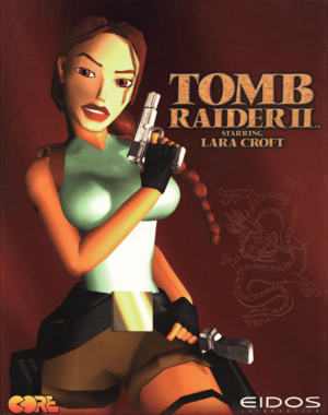 Tomb Raider II cover