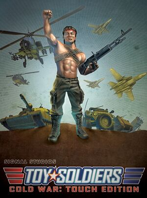 Toy Soldiers Cold War: Touch Edition cover