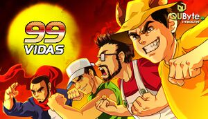 99Vidas - The Game cover.jpg