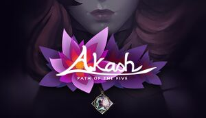 Akash: Path of the Five cover