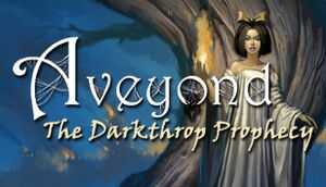 Aveyond: The Darkthrop Prophecy cover