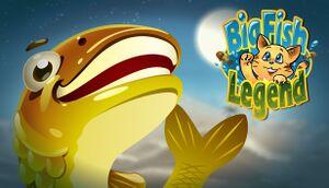 Big Fish Legend cover