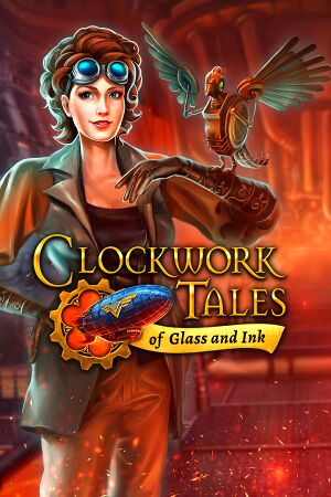 Clockwork Tales: Of Glass and Ink cover