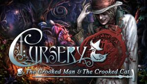 Cursery: The Crooked Man and the Crooked Cat Collector's Edition cover