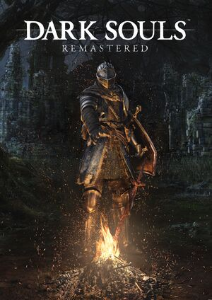 Dark Souls: Remastered cover