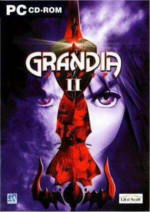 Grandia II cover