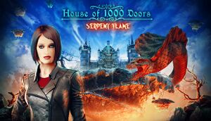 House of 1000 Doors: Serpent Flame cover