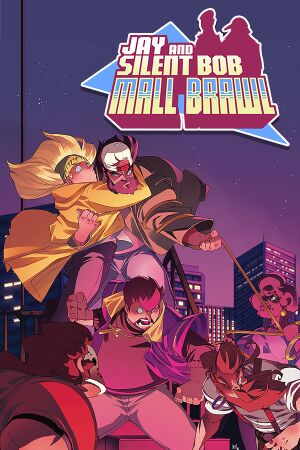 Jay and Silent Bob: Mall Brawl cover