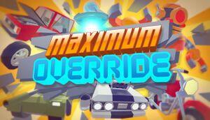 Maximum Override cover