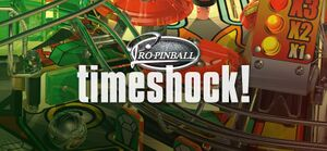 Pro Pinball: Timeshock! cover