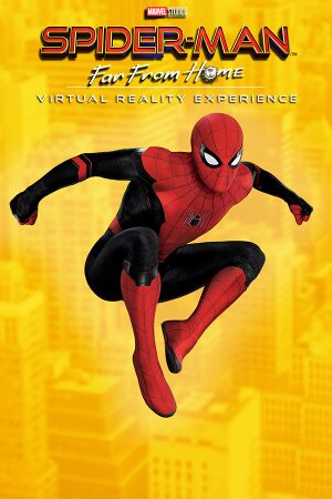 Spider-Man: Far From Home Virtual Reality cover