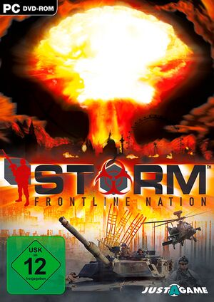 Storm: Frontline Nation cover