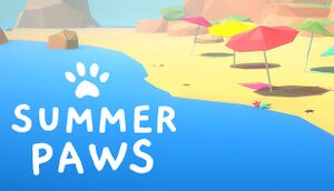 Summer Paws cover