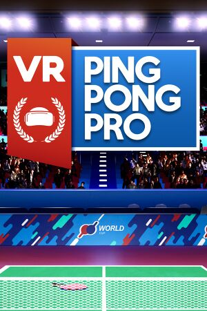 VR Ping Pong Pro cover