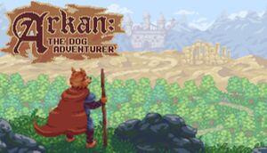 Arkan: The dog adventurer cover