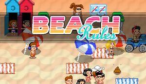 Beach Rules cover