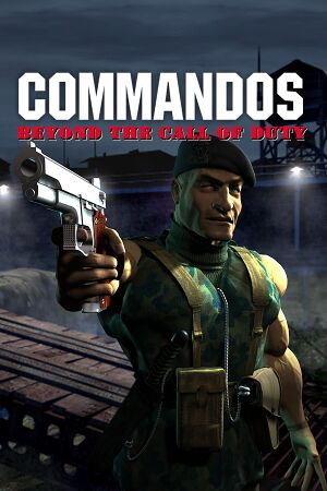 Commandos: Beyond the Call of Duty cover