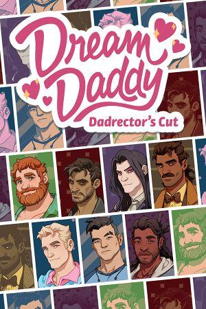 Dream Daddy: A Dad Dating Simulator cover