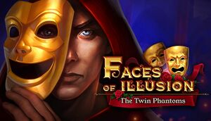 Faces of Illusion: The Twin Phantoms cover
