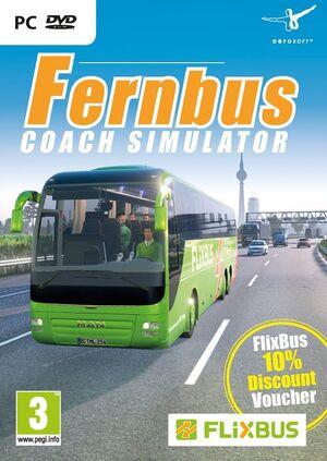 Fernbus Simulator cover
