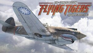 Flying Tigers: Shadows Over China cover