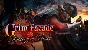 Grim Facade: Mystery of Venice Collector's Edition cover