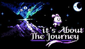 It's About The Journey cover