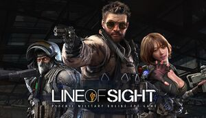 Line of Sight cover