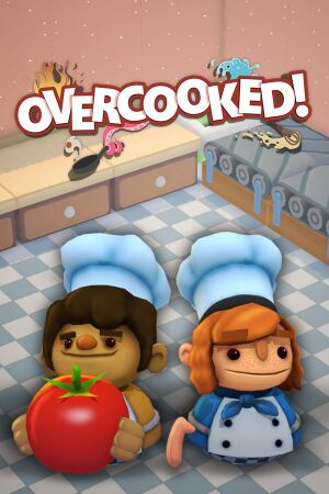 Overcooked! cover