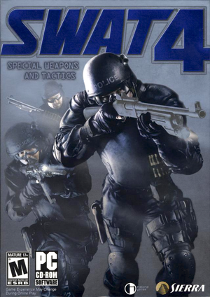 SWAT 4 cover
