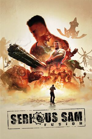 Serious Sam Fusion 2017 cover