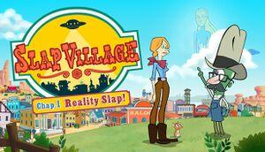 Slap Village: Reality Slap cover