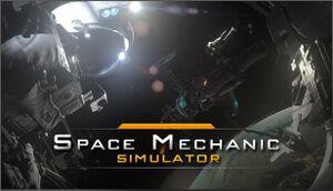 Space Mechanic Simulator cover