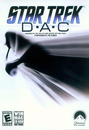 Star Trek DAC cover