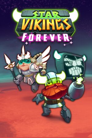 Star Vikings Forever cover