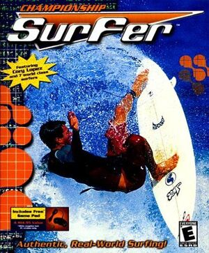 Championship Surfer cover
