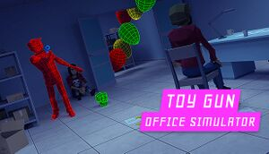 Toy Gun Office Simulator cover