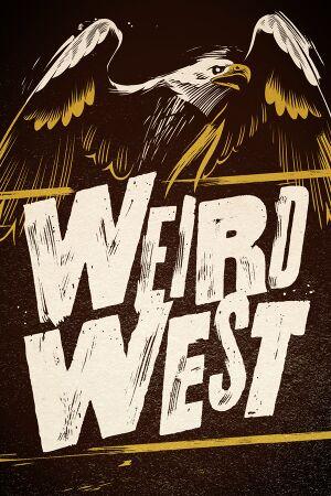 Weird West cover