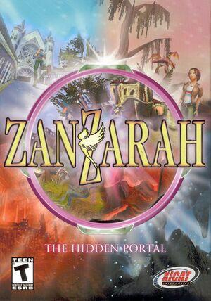 ZanZarah: The Hidden Portal cover