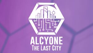 Alcyone: The Last City cover