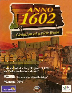 Anno 1602 Creation of a New World cover.jpg