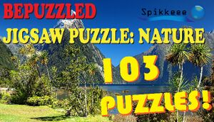 Bepuzzled Jigsaw Puzzle: Nature cover