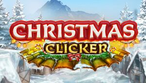 Christmas Clicker: Idle Gift Builder cover