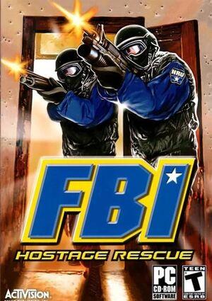 FBI: Hostage Rescue cover